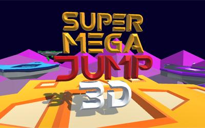 Super Mega Jump 3D