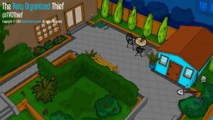 TVOThief - House, Garden Sitting Area